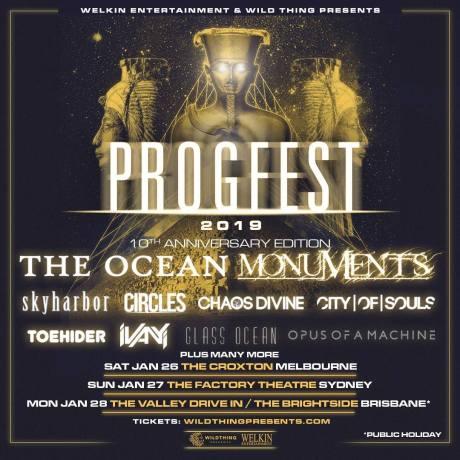 progfest tour