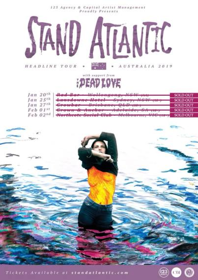 stand atlantic tout