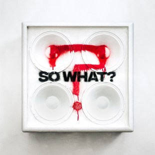while she sleeps - so what album
