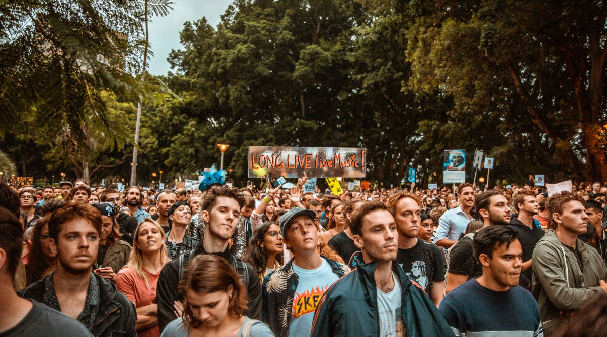 The Top 10 Signs from Sydney's Don't Kill Live Music Rally
