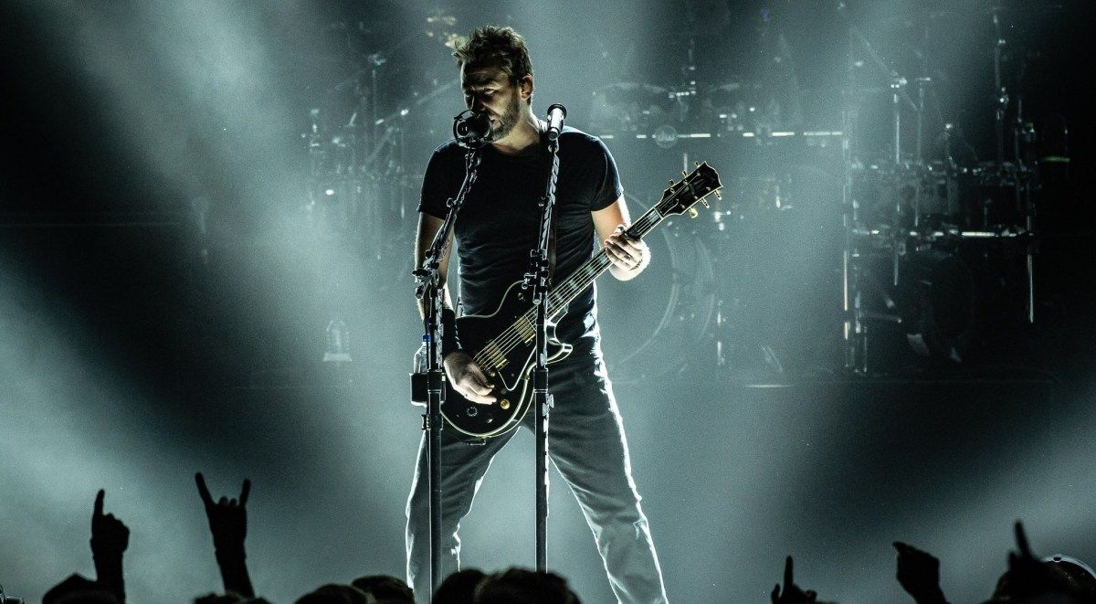 Nickelback – Gig Review & Photo Gallery 15th February @ Qudos Bank Arena, Sydney NSW