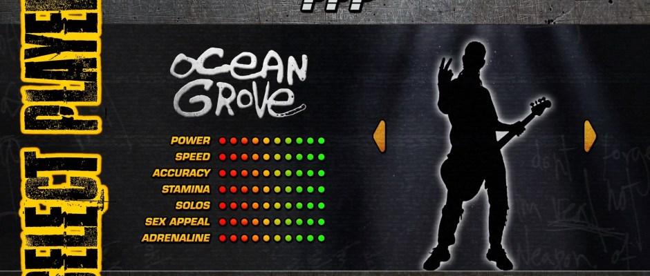 Ocean Grove new member metalcore nu metal