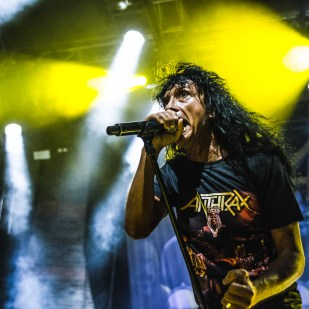 Anthrax - Riverstage (8 of 21)