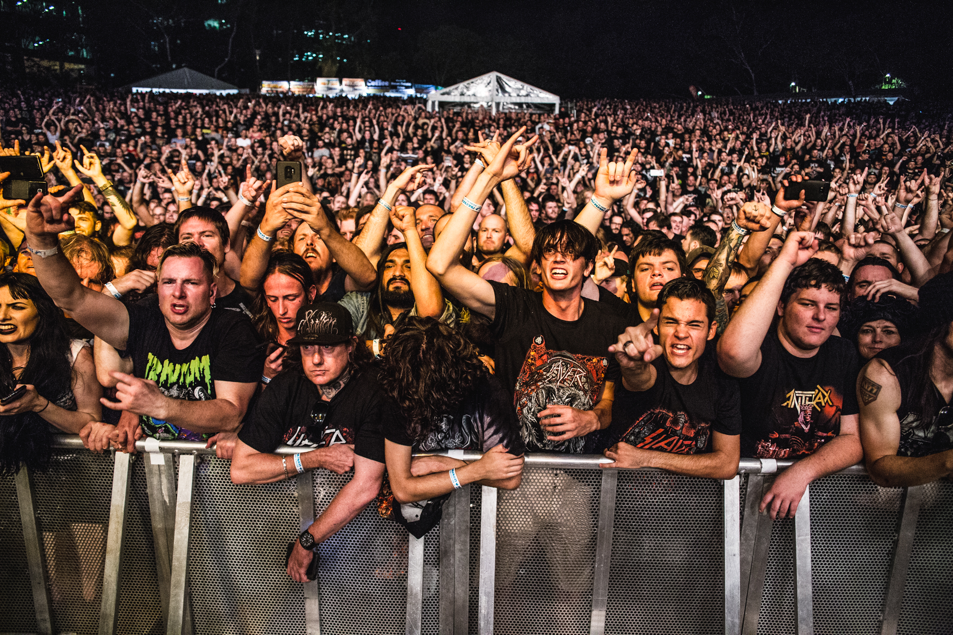 Anthrax – Riverstage (9 of 21)