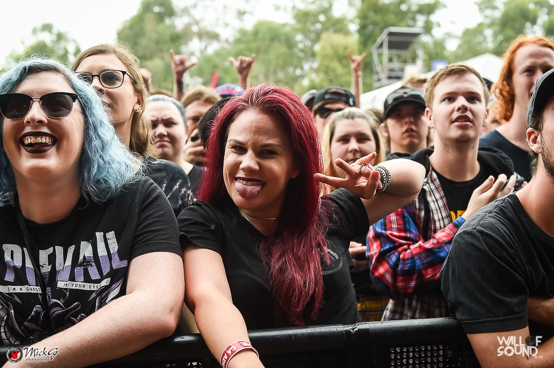 Download Crowds 2019. Photo by Mick Goddard
