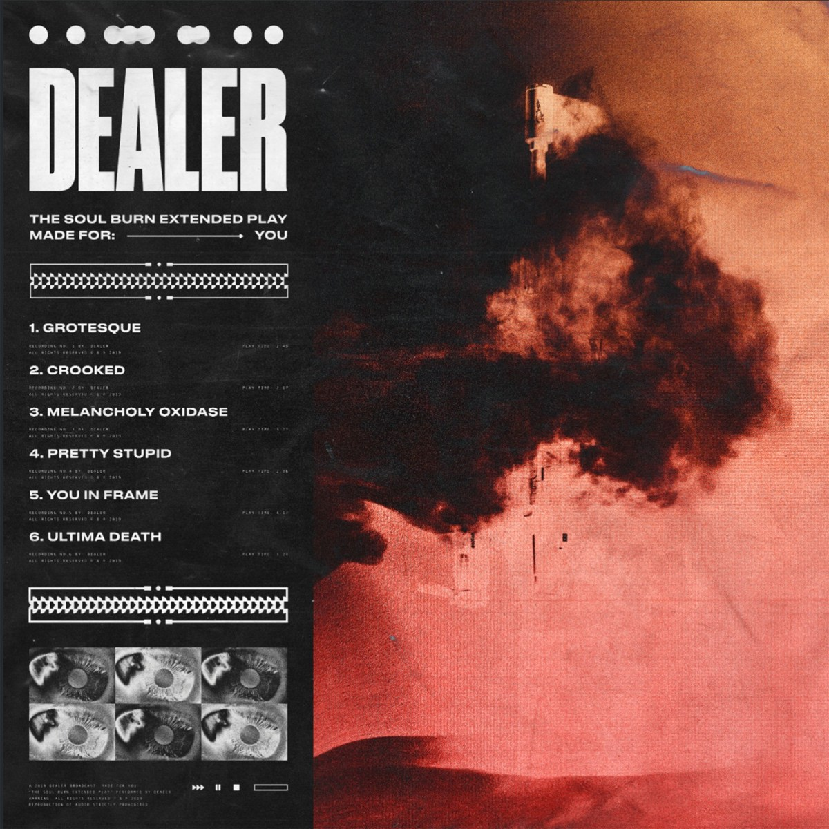 Dealer - Soul Burn (EP Review)