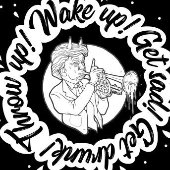 donald trumpets - waterboarding