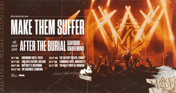 make them suffer tour