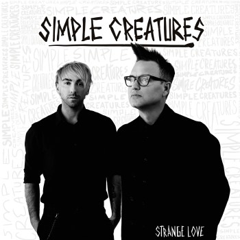 simple creatures - strange love EP cover