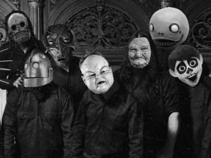 Slipknot Masks 2019