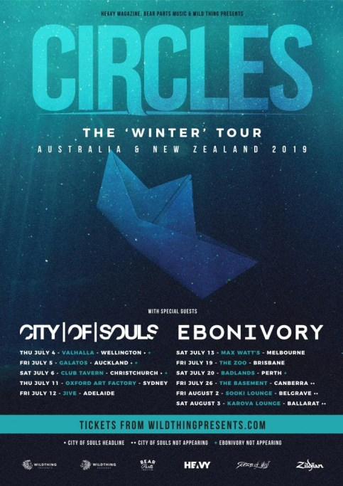 Circles - The Winter Tour