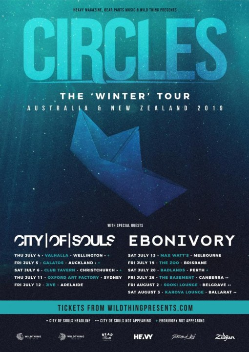 Circles - The Winter Tour