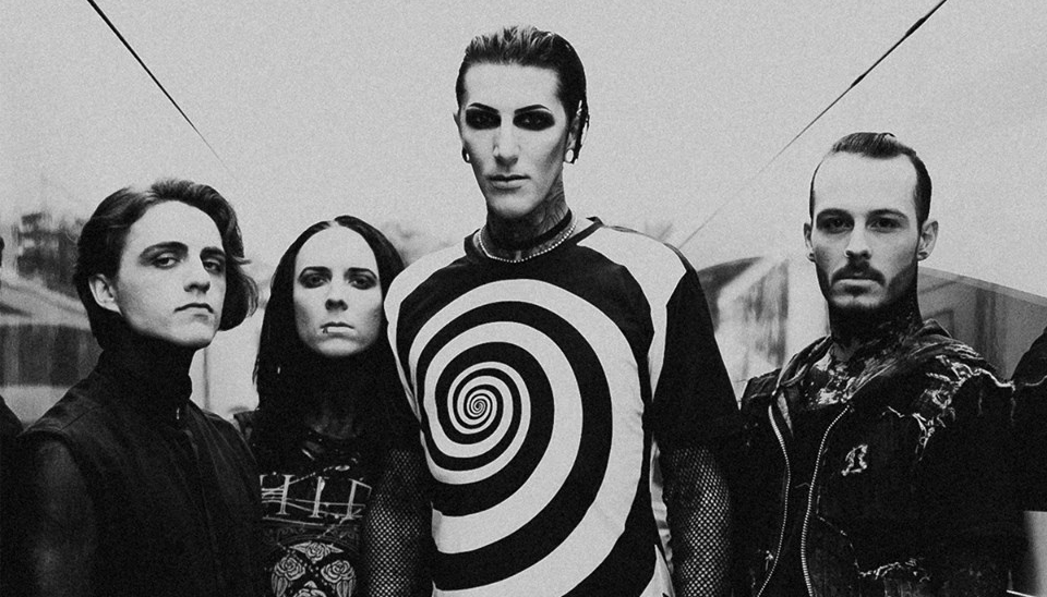 Chris Motionless Says 'Thoughts And Prayers' Takes Aim At The Evil