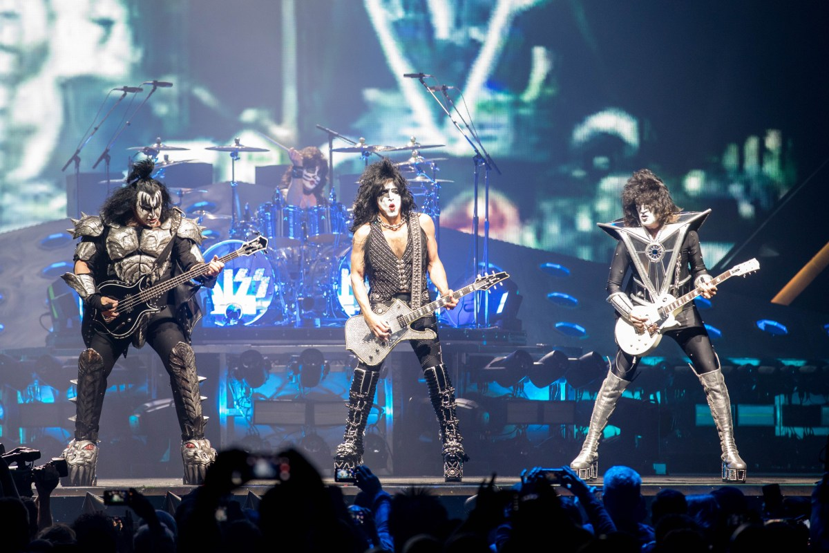 KISS Unveiled One Final Australian Show In Melbourne