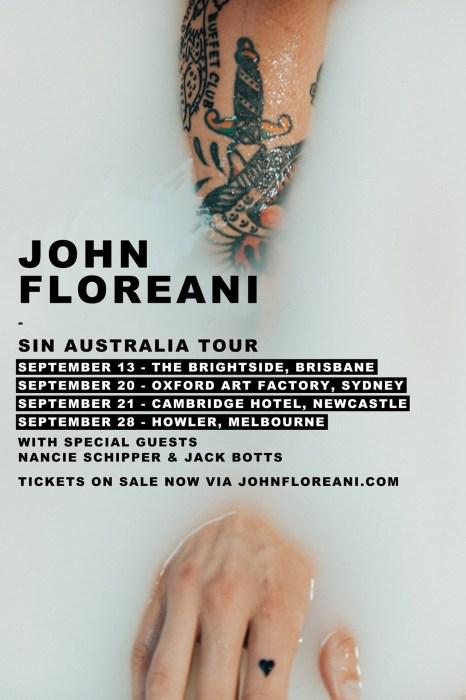 john florani tour