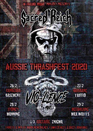 Sacred Reich & Vio-lence Aus Tour poster FINAL