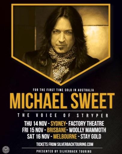 michael sweet solo