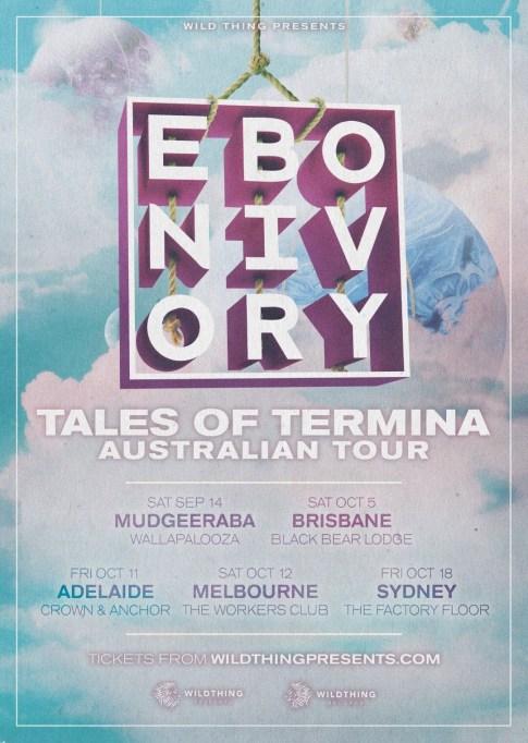 ebonivory tour