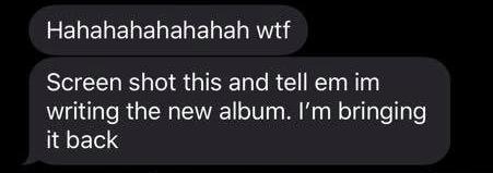 wos biv album new