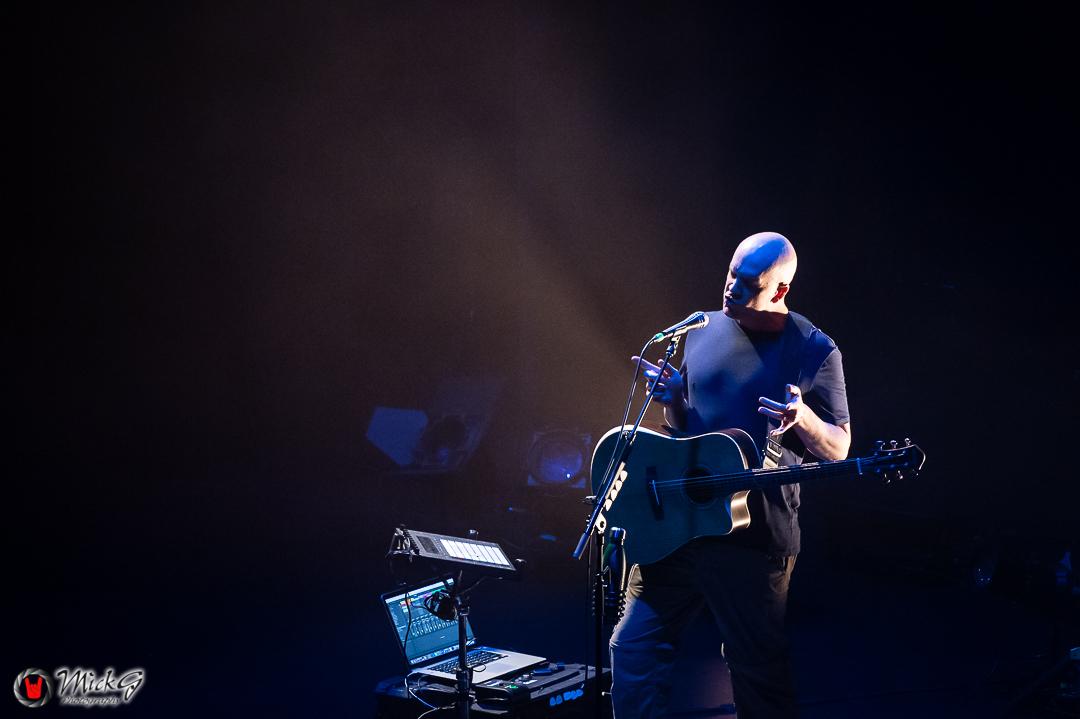 Devin Townsend. Photo by Mick Goddard