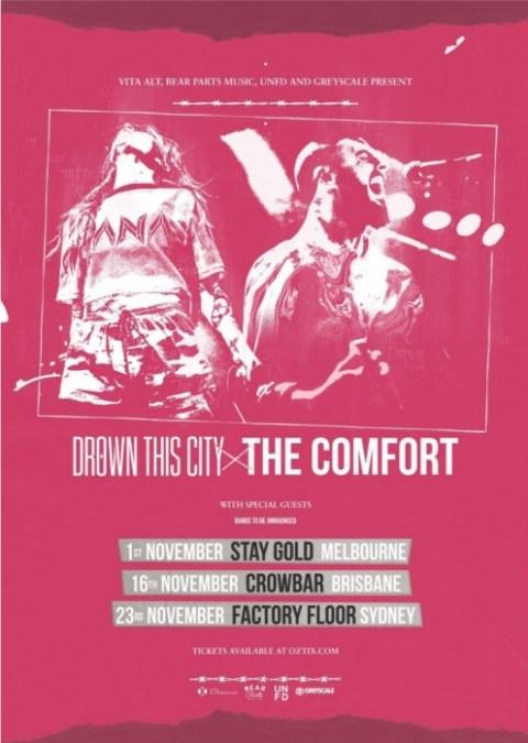 dtc comfort tour