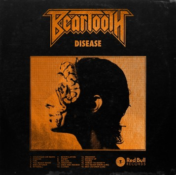 beartooth - disease deluxe edition