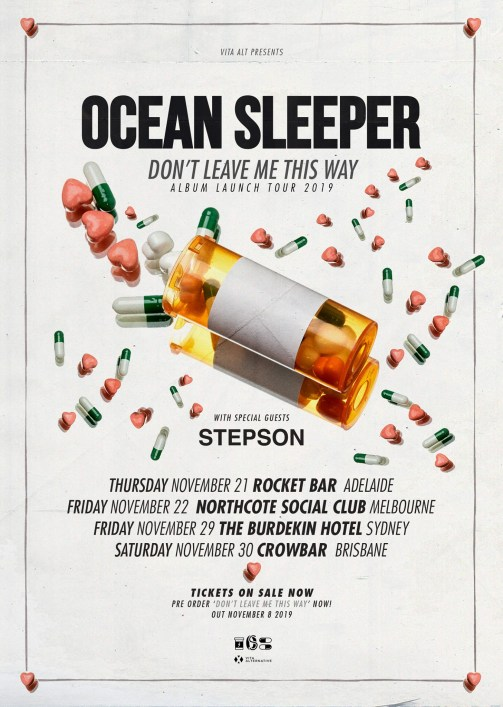 ocean sleeper tour