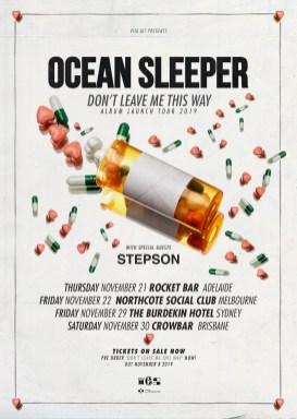ocean sleeper tour