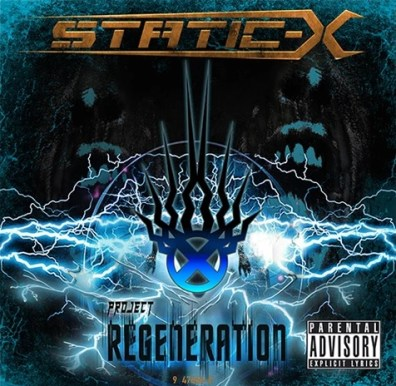 static x project cover