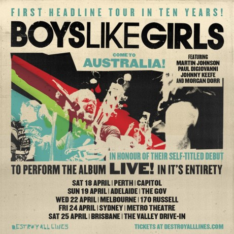 boys like girls tour