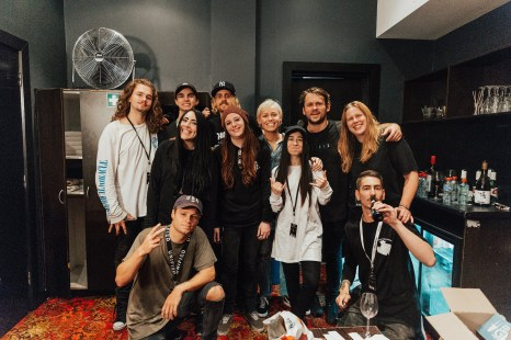 Post-Touring with Tonight Alive