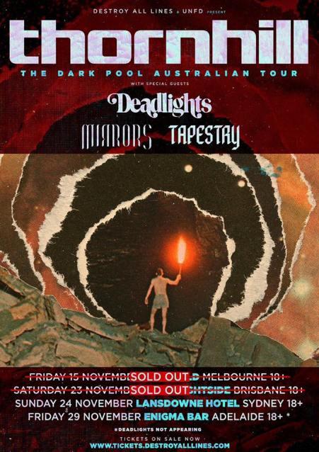 thorny tour 2