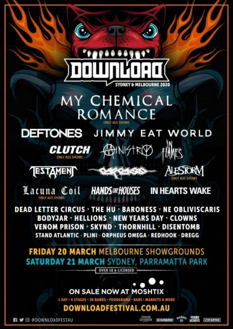 download fest 2020 lineup 2