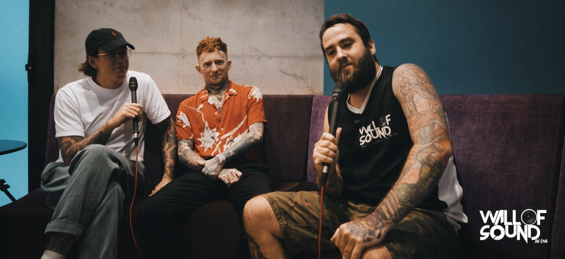 WoS Frank Carter & The Rattlesnakes IV 2020
