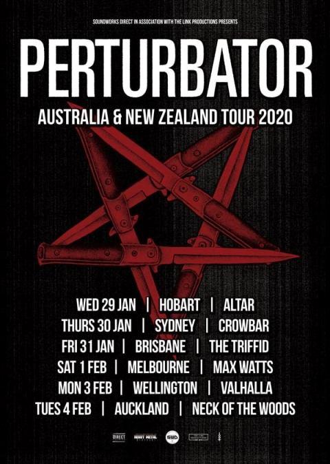 pertubator tour