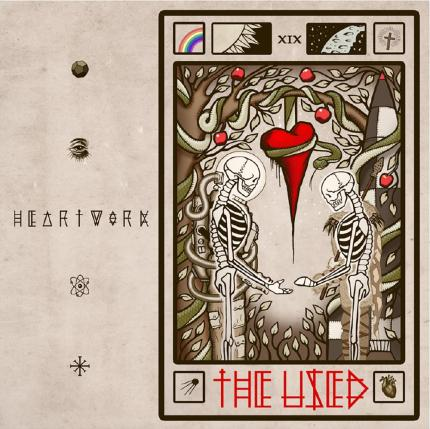 the used - heartwork album