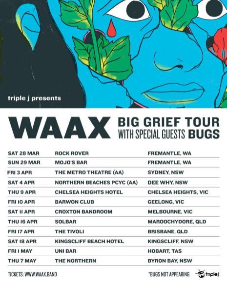 waax tour