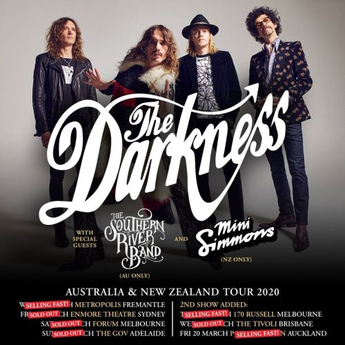 darkness tour