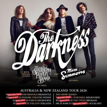 darkness tour