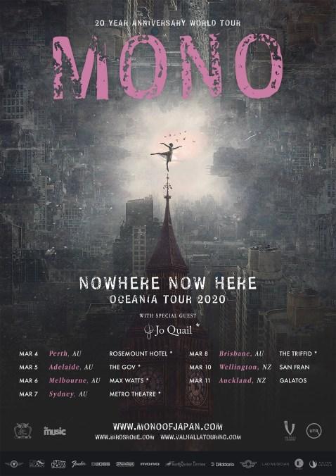 mono tour