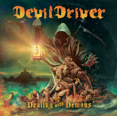 devildriver dealing with demons