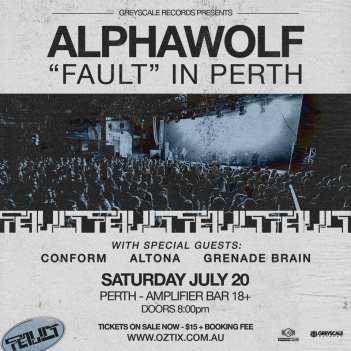 alpha wolf fault perth