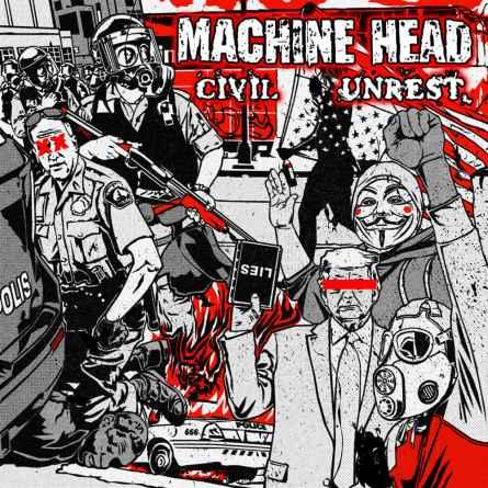 machine head civil unrest