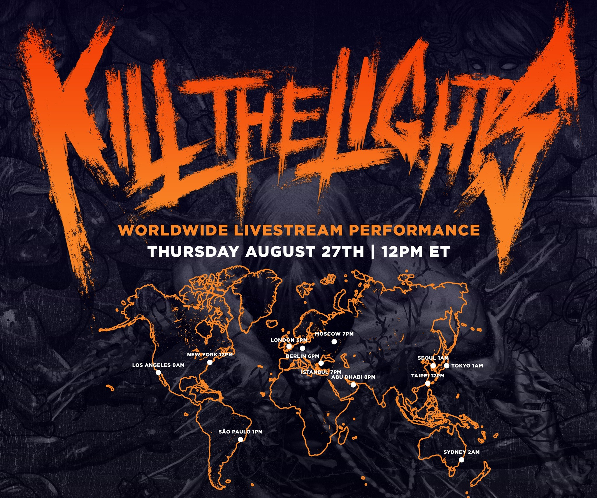 kill the lights live stream
