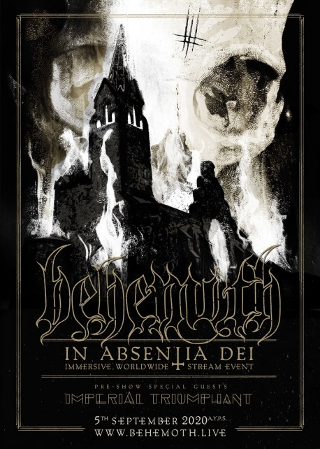behemoth stream