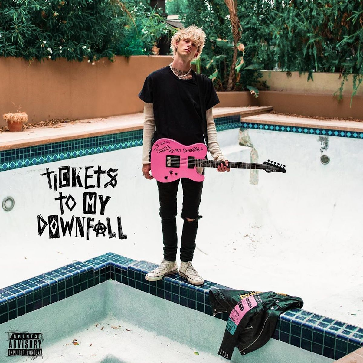Machine Gun Kelly – Tickets To My Downfall (Album Review) – Wall Of Sound