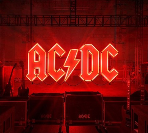 acdc - power up album artwork
