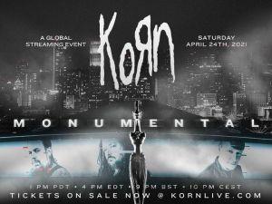 KoRn - Global Livestream