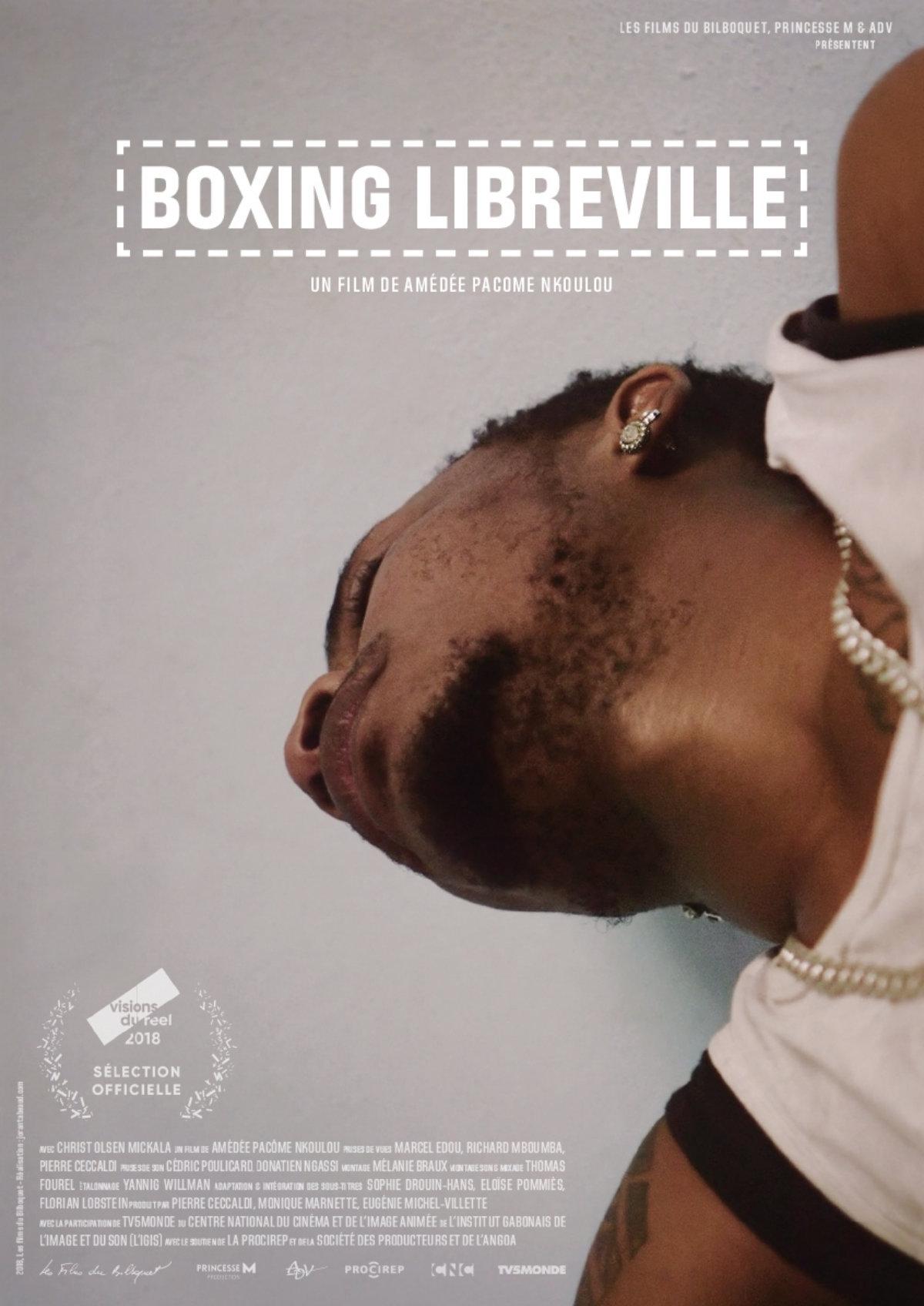 Image result for Boxing Libreville poster