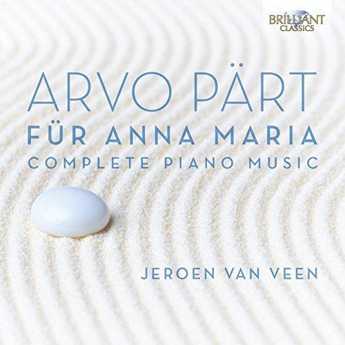 PÄRT, Arvo (né en 1935) Für Alina par Jeroen van VEEN